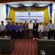 Научно-практический семинар в г.Янгонг Республика Союз Мьянма